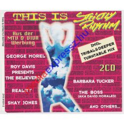 This is Strictly Rhythm (2 CD)