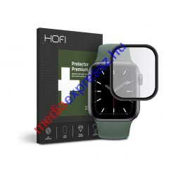 HOFI Hybrid Glass üveg képernyővédő fólia - Apple Watch Series 4/5/6/SE (44 mm) - black
