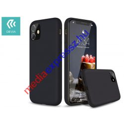 Apple iPhone 11 Pro szilikon hátlap - Devia Nature Series Case - black