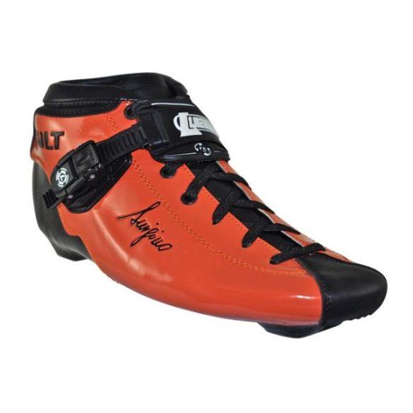 Bolt Gyorsasági Görkorcsolya Cipő  (Luigino Boolt Boot White )
