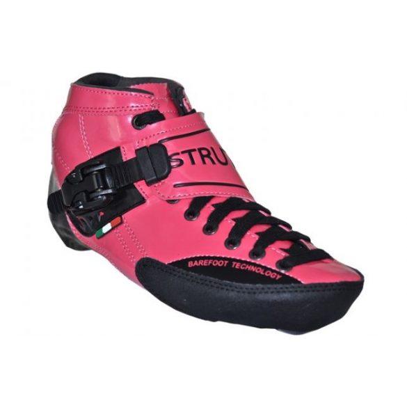 Strut Gyorsasági Görkorcsolya Cipő  (Luigino Strut Boot Pink )