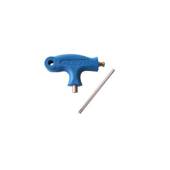 ABA Tengelykulcs (hatlap+Torx) csapágykiszedővel 4mm (ABA)