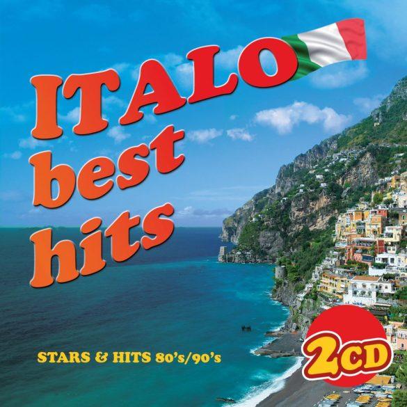 ITALO BEST HITS - Válogatásalbum