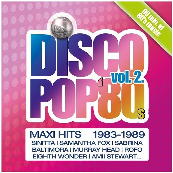 Disco Pop '80s Vol. 2