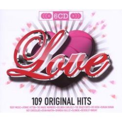 Love - 109 Original Hits (6 CD)