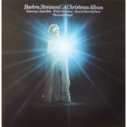 Barbra Streisand ‎– A Christmas Album