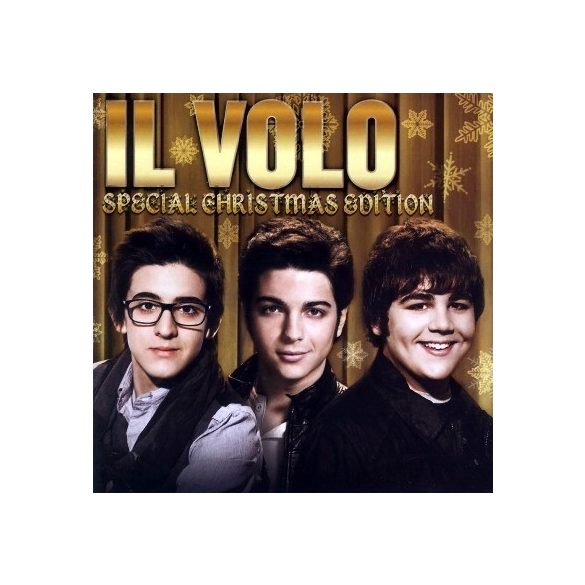 Il Volo - Special Christmas Edition (2 CD) (Dupla CD)