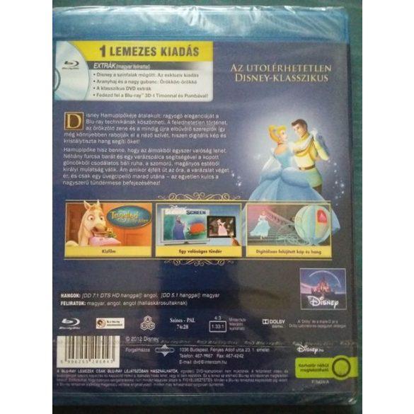 Hamupipőke Blu-ray