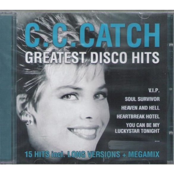 C. C. Catch - Greatest Disco Hits