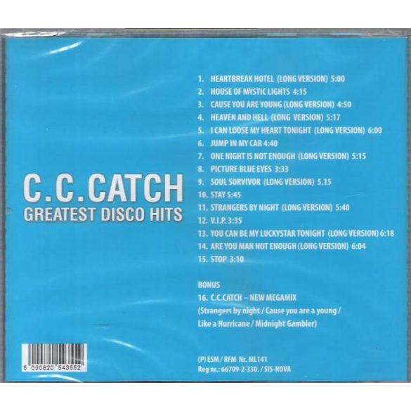 C. C. Catch - Greatest Disco Hits