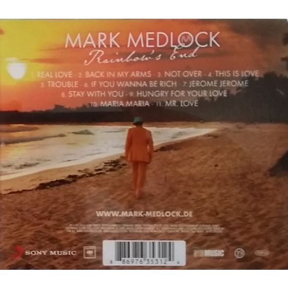 Mark Medlock - Rainbow's End ***
