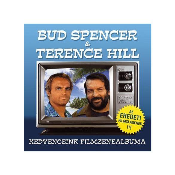 BUD SPENCER & TERENCE HILL - Kedvenceink Filmzenealbuma  1.