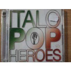 Italo Pop Heroes (2 CD) (Dupla CD)