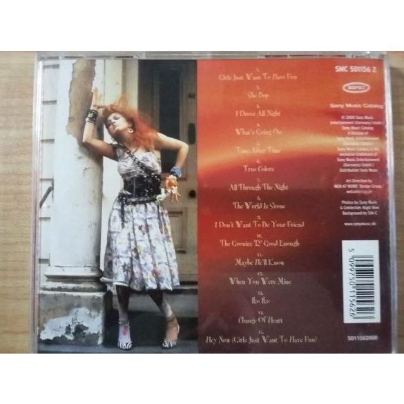 Cyndi Lauper - The Best of
