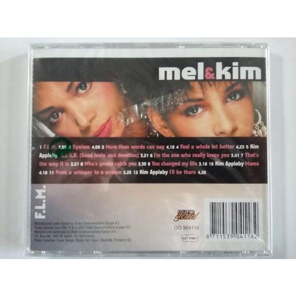 Mel & Kim - F.L.M.**** használt újszerű CD