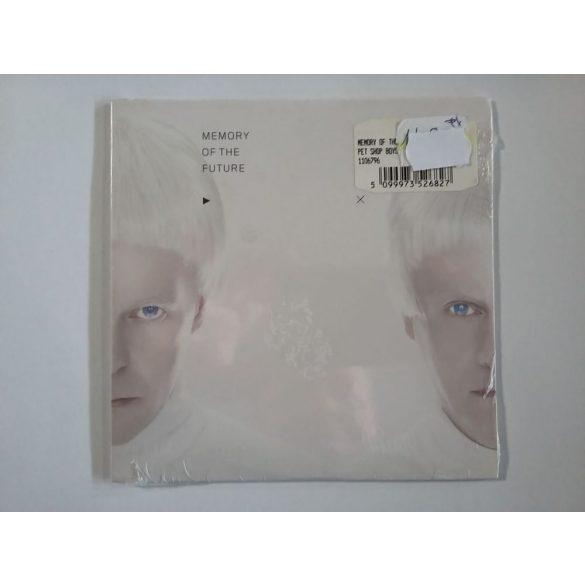 Pet Shop Boys - Memory of the Future  (Papírtokos)