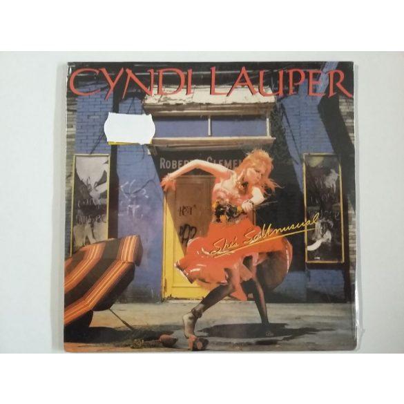 Cyndi Lauper - She's so Unusual  (Papírtokos)