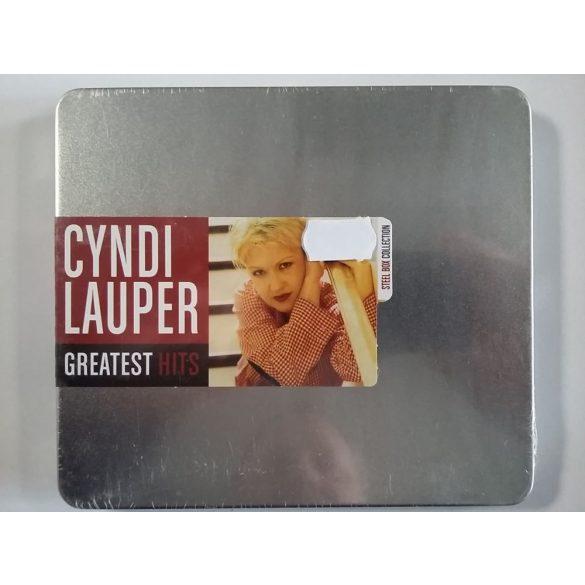 Cyndi Lauper - Greatest Hits  (Steelbox)