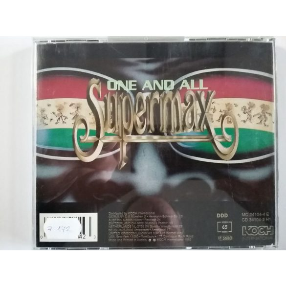 Supermax - One And All ***