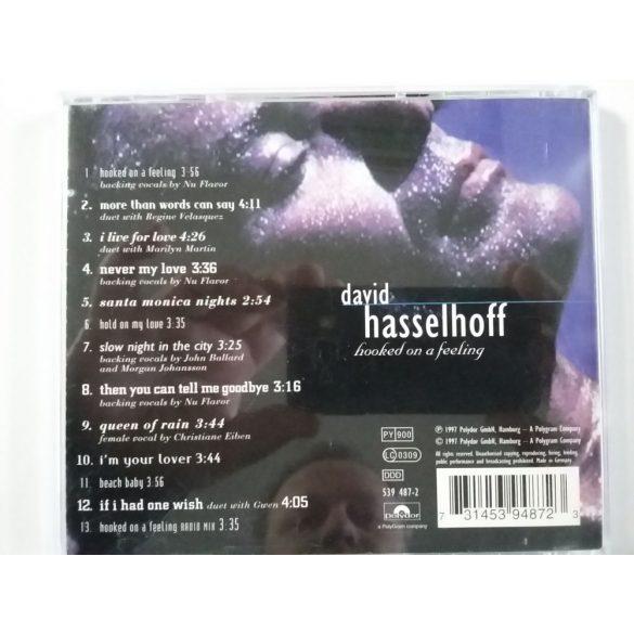 David Hasselhoff - Hooked on A Feeling  ***