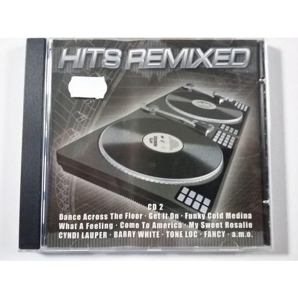 Hits Remixed  (2 CD)  *** (Dupla CD)