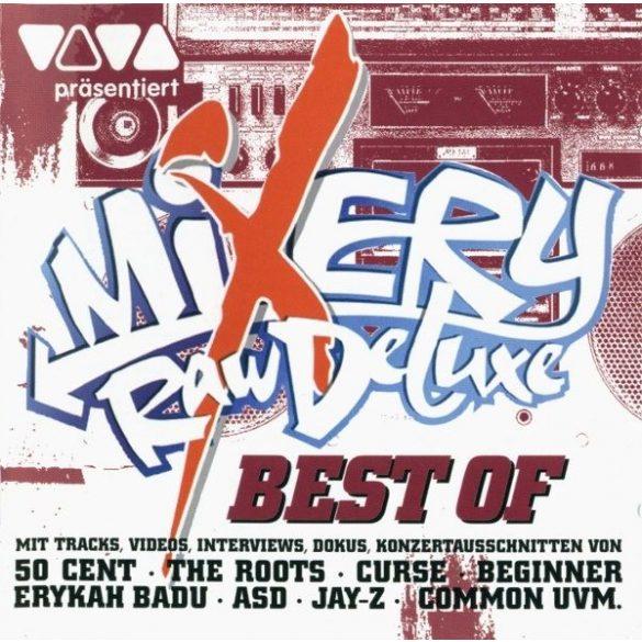 Mixery Raw Deluxe - Best of (CD+DVD)