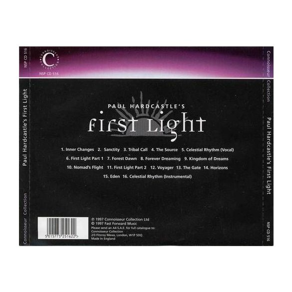 Paul Hardcstle's First Light  ****