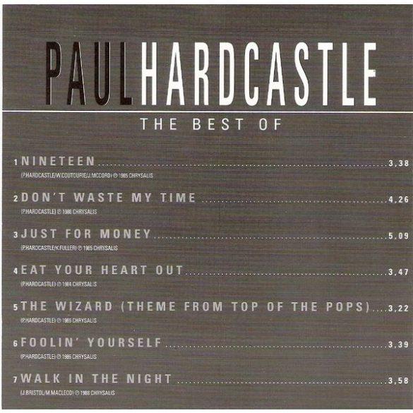 Paul Hardcastle - The Best of  ***