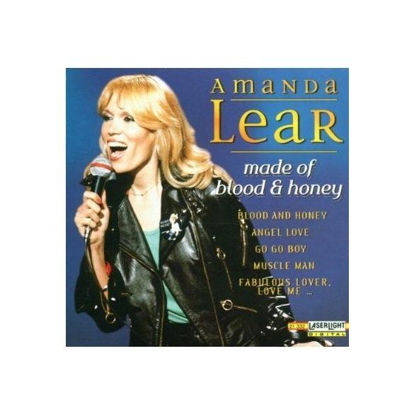 Amanda Lear - Made of Blood & Honey