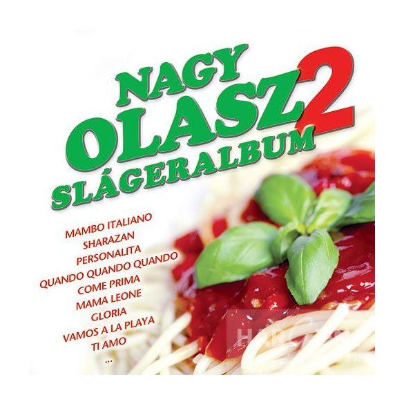 NAGY OLASZ SLÁGERALBUM 2 - Válogatásalbum