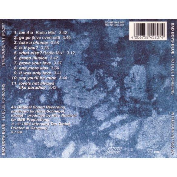 Bad Boys Blue - To Blue Horizons  ***