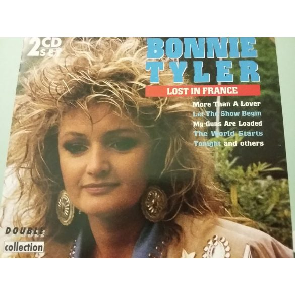 Bonnie Tyler - Lost in France (2 CD)  *** (Dupla CD)