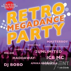 RETRO MEGADANCE PARTY