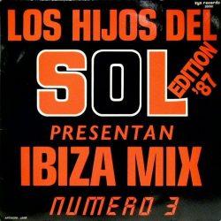 Ibiza Mix Numero 3 - Edition '87  ***