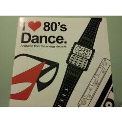 I Love 80's Dance  ***