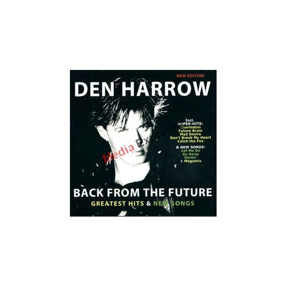 DEN HARROW - Back from the future