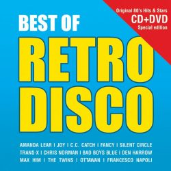 BEST OF RETRO DISCO (CD+DVD)