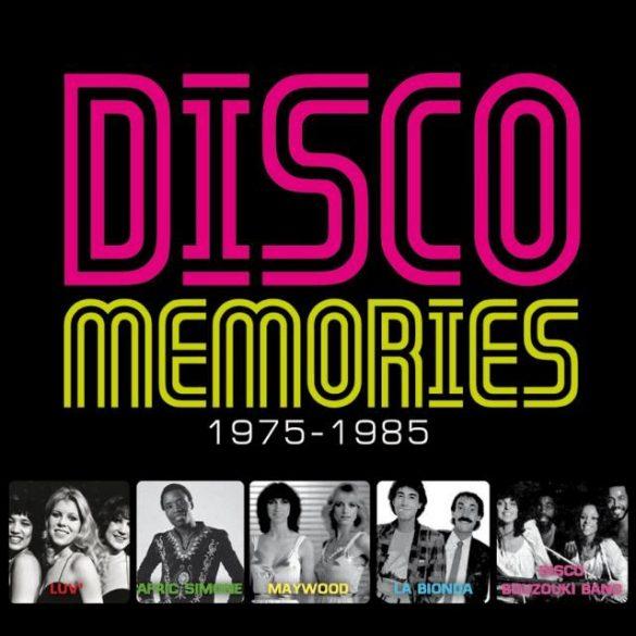 Disco Memories 1975-1985 (Akció!)